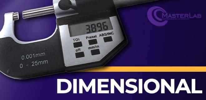 Productos para medidas dimensionales
